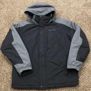 Columbia Waterproof Ski Coat